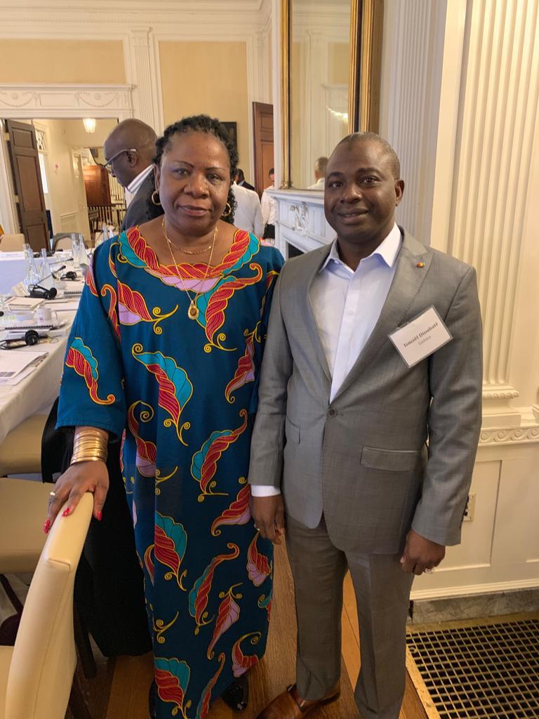 Mme Luisa Diogo Ancienne Prémière Ministre du Mozambique